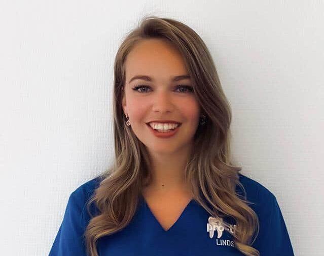 Lindsey Haverkamp in het spotlicht tijdens Week van de Mondhygiënist